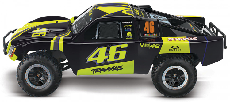 RCFlight - Traxxas Slash 2WD 1/10 TQ RTR VR46